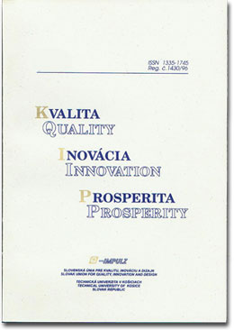 Quality Inovation Prosperity cover
